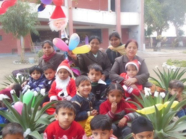Christmas Day Celebrations pic 1Sant Nischal Singh Public School, Ladwa