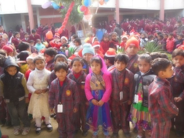 Christmas Day Celebrations pic 2Sant Nischal Singh Public School, Ladwa