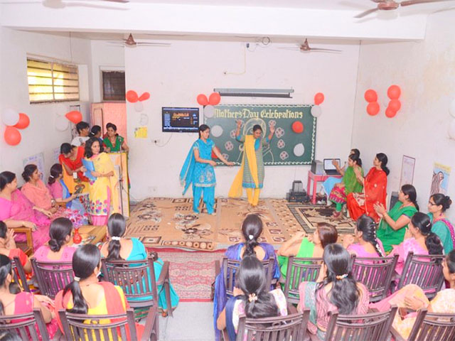 Mothers Day 1Sant Nischal Singh Public School, Ladwa